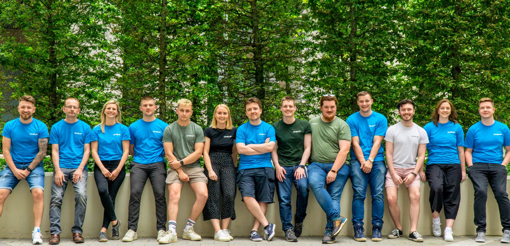 We've raised £600,000 to revolutionise sales management & motivation